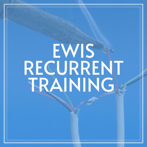 EWIS-RECURRENT-TRAINING