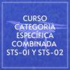 Curso categoría específica combinada STS-01 y STS-02
