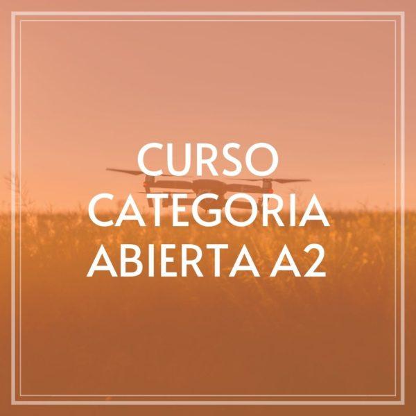 Curso categoria abierta A2